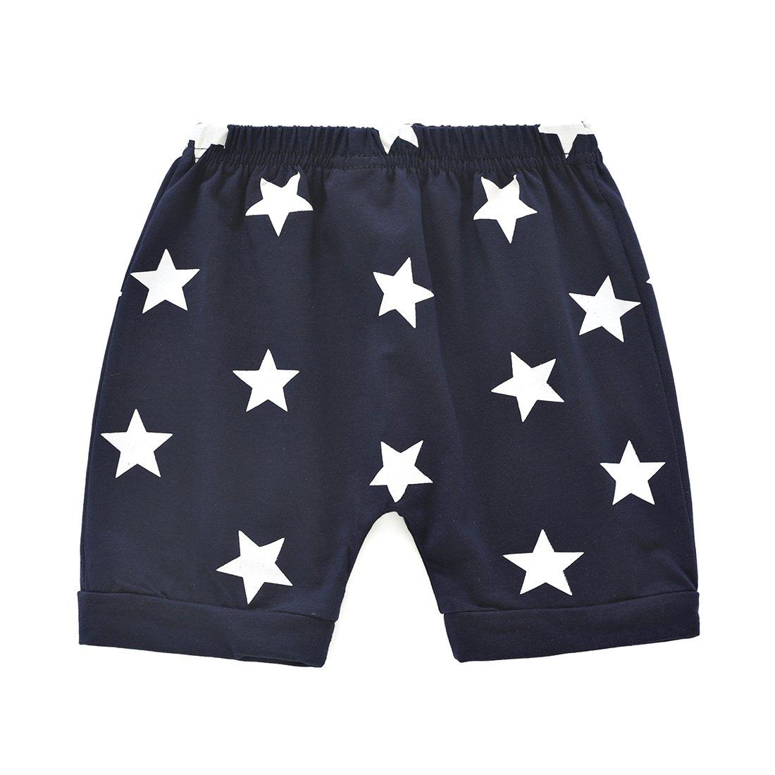 ff02fd10b608 chicnchic Baby Boys Short Sleeve t-Shirts Shorts Set 2pcs Cartoon Plane  Summer Outfits Clothing (12m (6-12m)