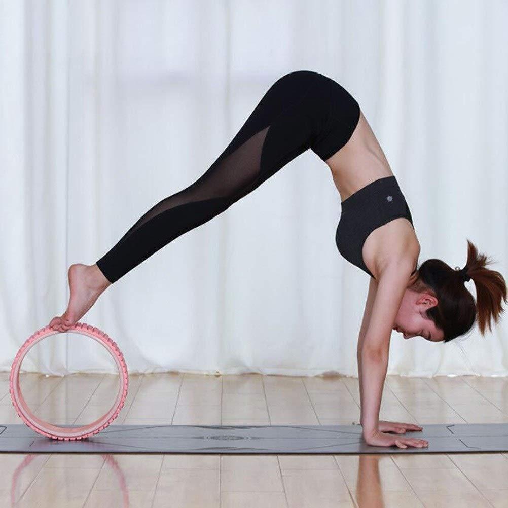 Rueda de yoga, Ejercicio Físico, Círculo De Pilates para ...
