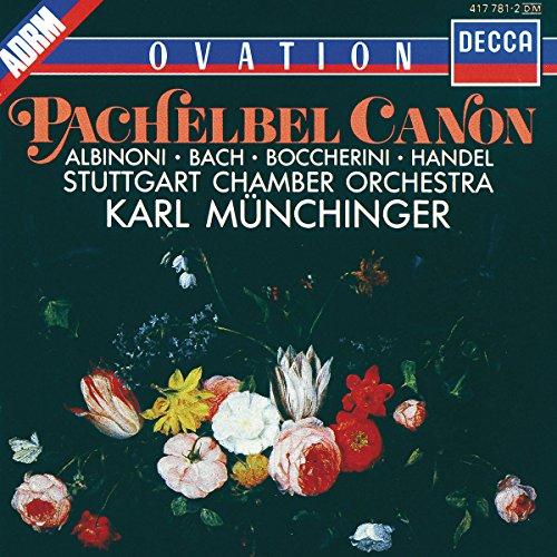 Pachelbel Canon: Albinoni / Bach / Boccherini / Handel by CD