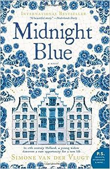 Midnight Blue: A Novel, by Simone van der Vlugt