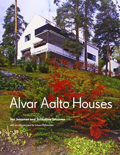Alvar Aalto Houses [Jari Jetsonen - Sirkkaliisa Jetsonen] (Tapa Blanda)