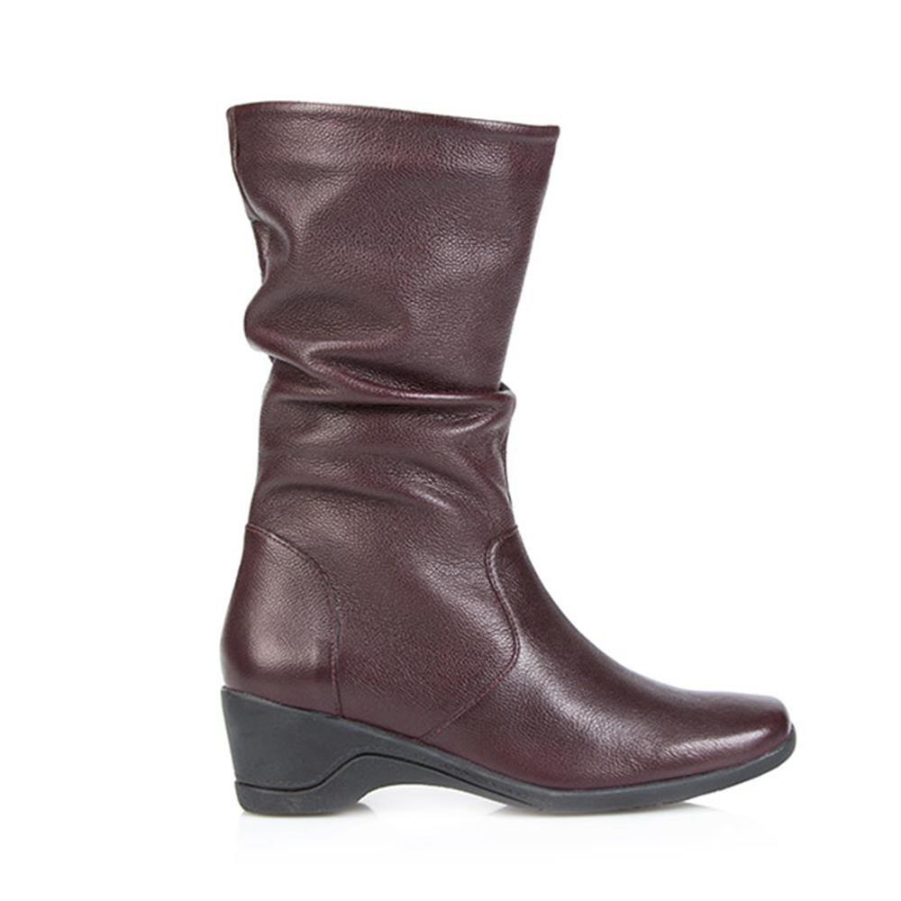 f03d5e18882 Pavers Calf Length Leather Boot 308 423