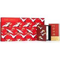 Kindle X 故宮文化  金松瑞鶴2019新年限量版禮盒,包含Kindle Oasis電子書閱讀器 32GB 香檳金、故宮文化新年版定制保護套、《故宮日歷》2019及定制包裝禮盒