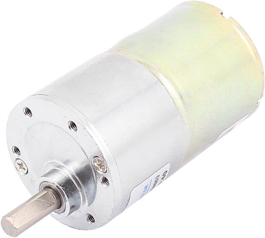 DC 12V 6mm 40RPM moteur élec Réducteur fort Motoréducteur Réducteur
