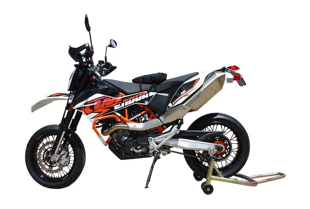 Orange T-Rex Racing Engine Guard Crash Cages for KTM 690 and for Husqvarna 701