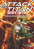 Attack on Titan - Before the Fall, Band 3