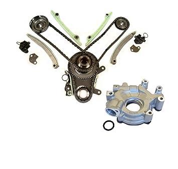 Dodge Ram 1500 4,7 SOHC V8 Juego de bomba de aceite y Kit de cadena de distribución: Amazon.es: Coche y moto