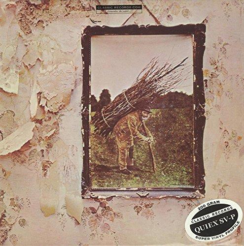 UPC 601704720814, Led Zeppelin IV [Vinyl]