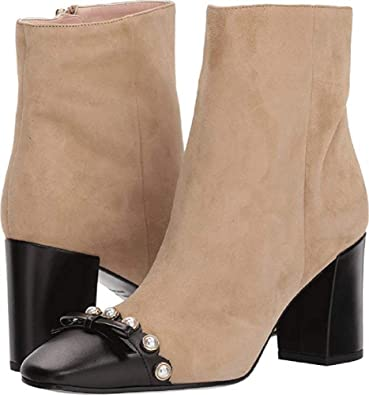 3278655c56ddd Image Unavailable. Image not available for. Color: Kate Spade New York  Orton Cheetah-Print Booties ...