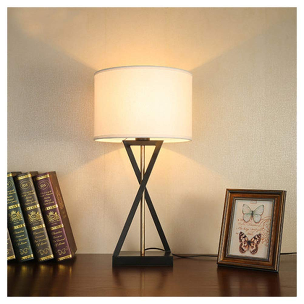 デスクライト- テーブルランプ - クリエイティブリビングルームの研究寝室のベッドサイドテーブルランプ人格耐久性読書ランプ NKDK B07R4GYJN8