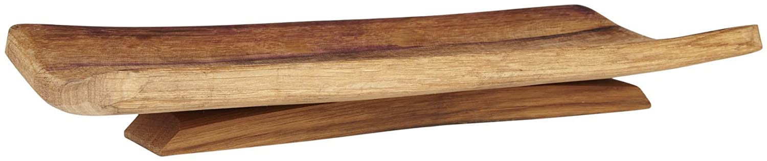 BottleHood Small Serving Tray with Stave Foot 16 x 6.5