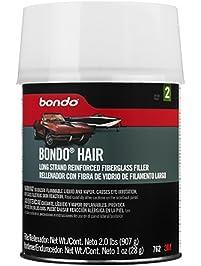 Bondo-Hair Long Strand Fiberglass Reinforced Filler