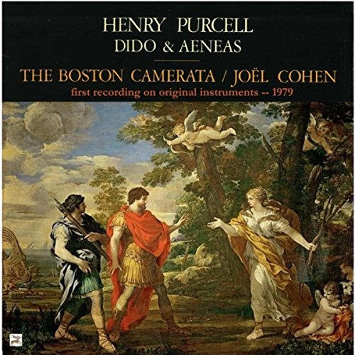 Henry Purcell: Dido and Aeneas by The Boston Camerata ...