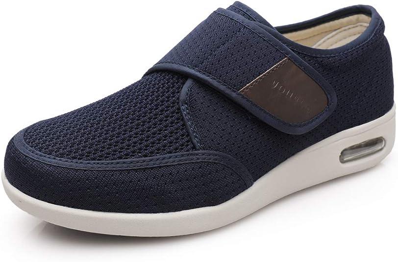 Brandless Men's Diabetes Elderly Shoes
