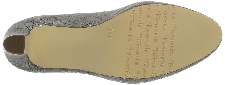 Scarpe con e Tamaris Amazon Tacco Scarpe borse 22420 Donna it gEBwqr5wx