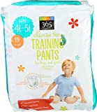 Amazon Price History for:365 Everyday Value, Training Pants Size 4T-5T, 19 Count