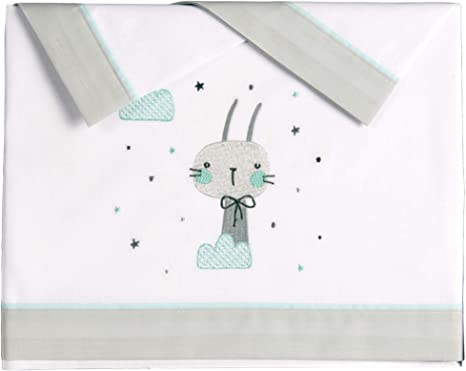 Pekebaby OH BABY - Tríptico sábanas algodón coche (35 x 75 cm): Amazon.es: Bebé