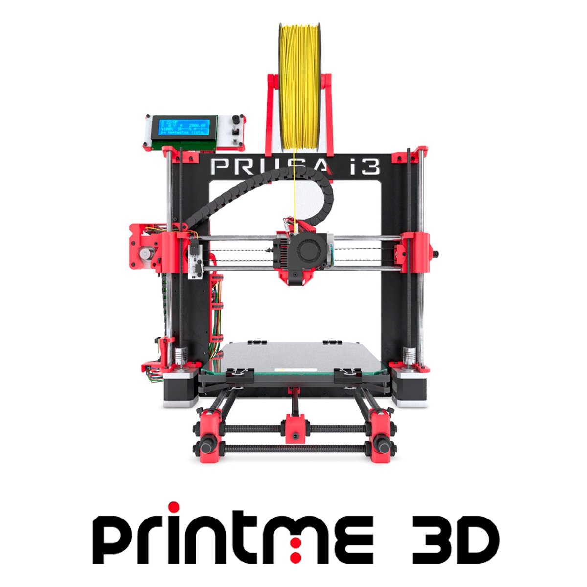 PrintME 3D - BQ - Prusa i3 - KIT 3D Printer: Amazon.es: Electrónica