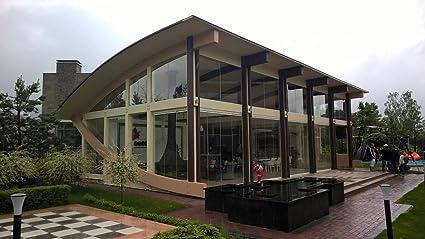 Amazon com: ECOHOUSEMART   Timber Frame House, Lounge Kit   Prefab