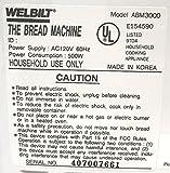 Welbilt Bread Machine Paddle ABM3000 ABM 3000
