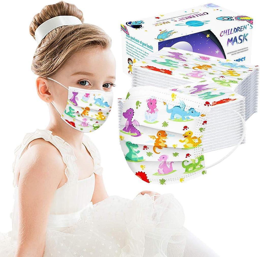 Tre Strati protettivi per prevenire Polvere e Gocce NellAria Stampa del Fumetto kaipao Sacchetto Protettivo monouso Per Bambini Modello misto di per Sacchetto