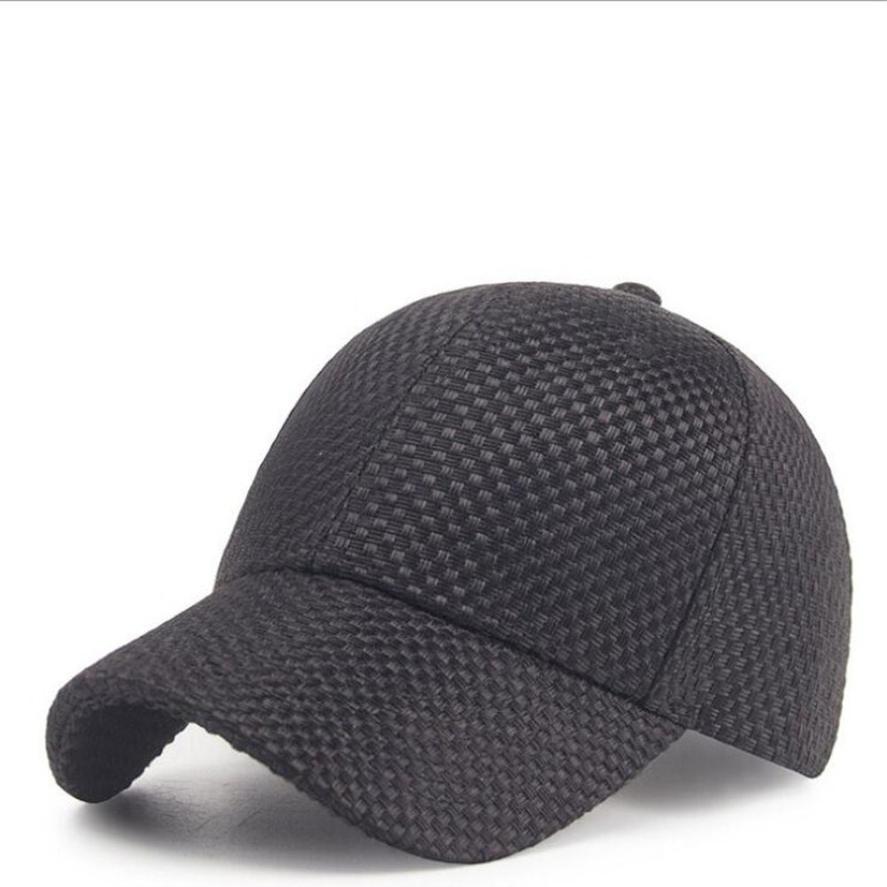 Cotton Snapback Men Women Baseball Cap Sun Hat Visor for Sport Travel Beach