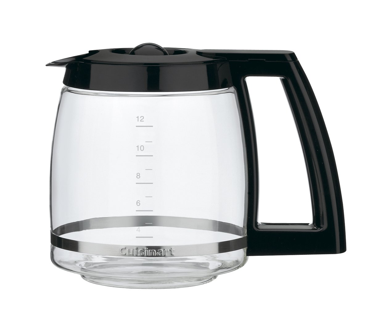 Conair Cuisinart Grind & Brew DGB-700BC 12 Cup Coffeemaker (Black/Brushed Chrome) by Cuisinart (Image #2)