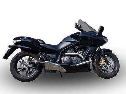 Honda Dn 01 >> Amazon Com Honda Dn01 Dn 01 08 10 Gpr Exhaust Systems Furore Nero