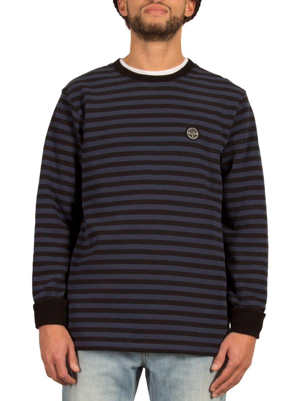 Volcom kraystone Crew Sweatshirt, Herren Herren Sweatshirt, 15a5f6