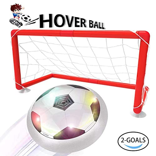 LOFEE Indoor Sport For 3 12 Year Old Kids Hover Ball Set With 2