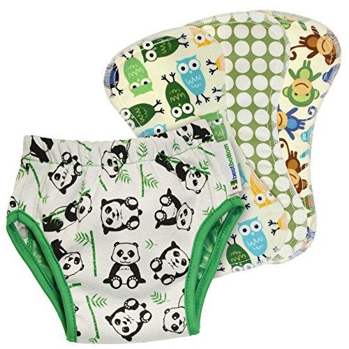 Best Bottom Potty Training Kit, Playful Panda, ()