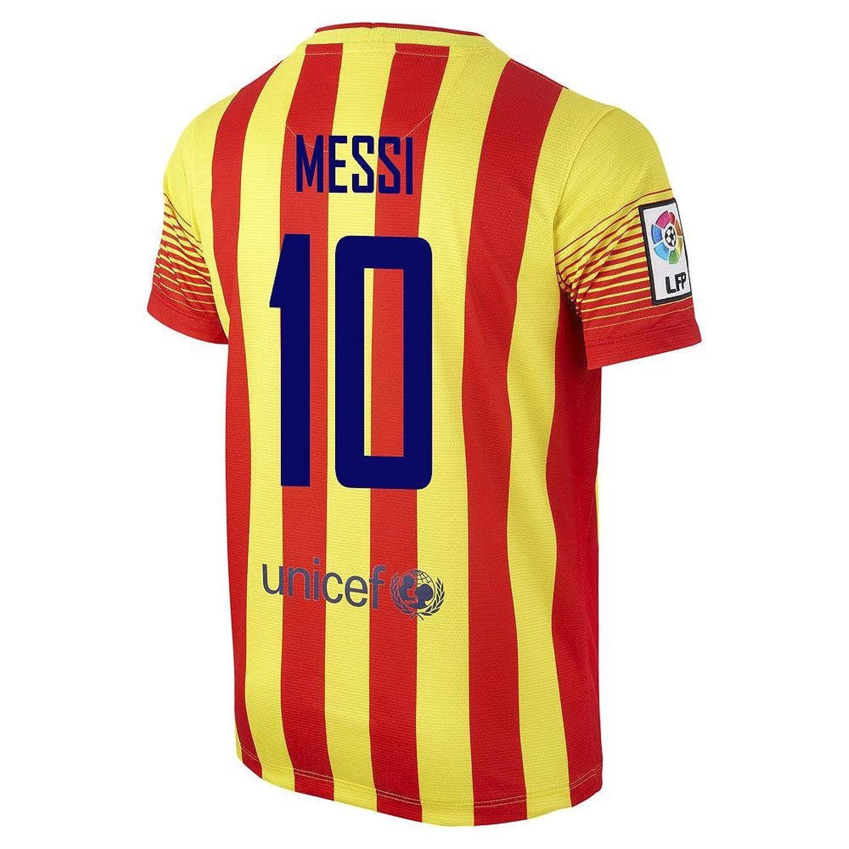 free shipping d26de f9d7b Messi #10 Nike Fc Barcelona Away Jersey 2013/2014 Youth ...