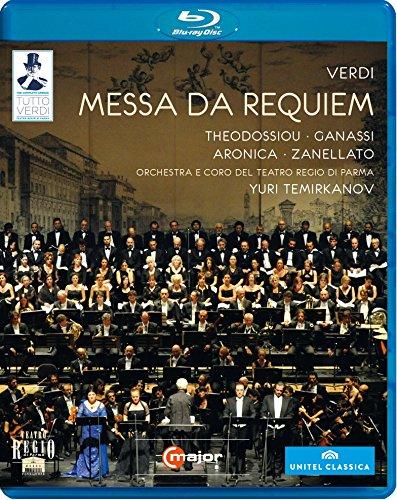 Yuri Temirkanov - Messa Da Requiem (Blu-ray)