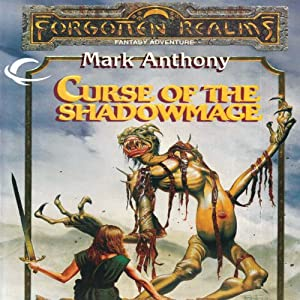 Curse of the Shadowmage Audiobook