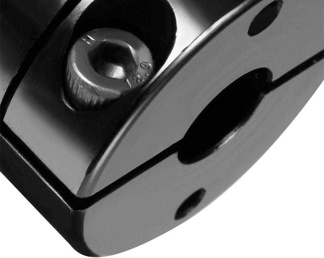 sourcing map Eine Membran Motorrad Flexible Kupplung Joint 5mm bis 8mm Bohrung DE de