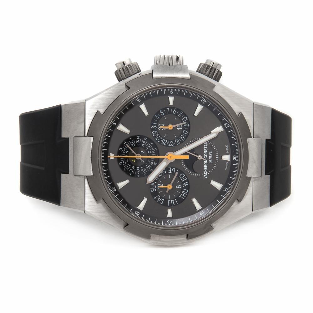 Vacheron Constantin En el Extranjero automatic-self-wind Mens Reloj 49020/000 W-9656 (Certificado) de segunda mano: Vacheron Constantin: Amazon.es: Relojes