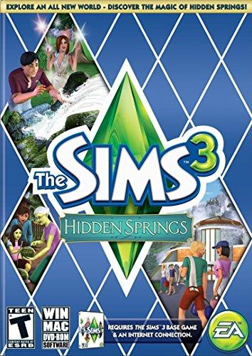 The Sims 3: Hidden Springs