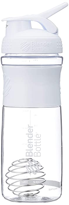 The Best Usa White Blender Bottle