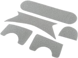 Non-brand Set Di Elementi Di Fissaggio Per Gancio E Anello Per Adesivi Esterni