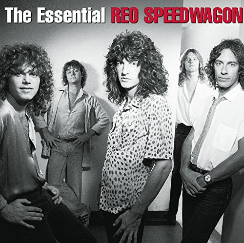 CD : REO Speedwagon - Essential Reo Speedwagon (Remastered, 2 Disc)