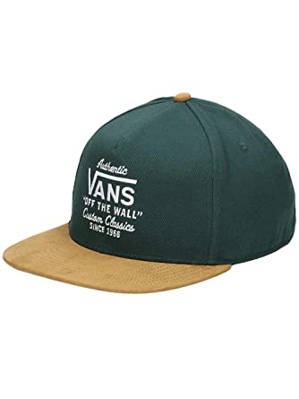 b47175c80d Cap Men Vans Wabash Snapback Cap: Amazon.co.uk: Clothing