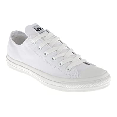 Low 5 Uk Mono Star 9 Canvas White All Exclusive Converse Ox ztwCvHqq