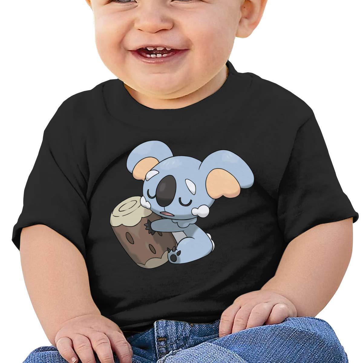 Ear-Koala Baby T-Shirt Infant Boy Girl Cotton T Shirts Soft Tee Shirts for 6M-2T Baby