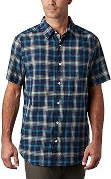 Columbia Under Exposure Hemd - Camisa de Manga Corta para Hombre. Hombre: Amazon.es: Deportes y aire libre