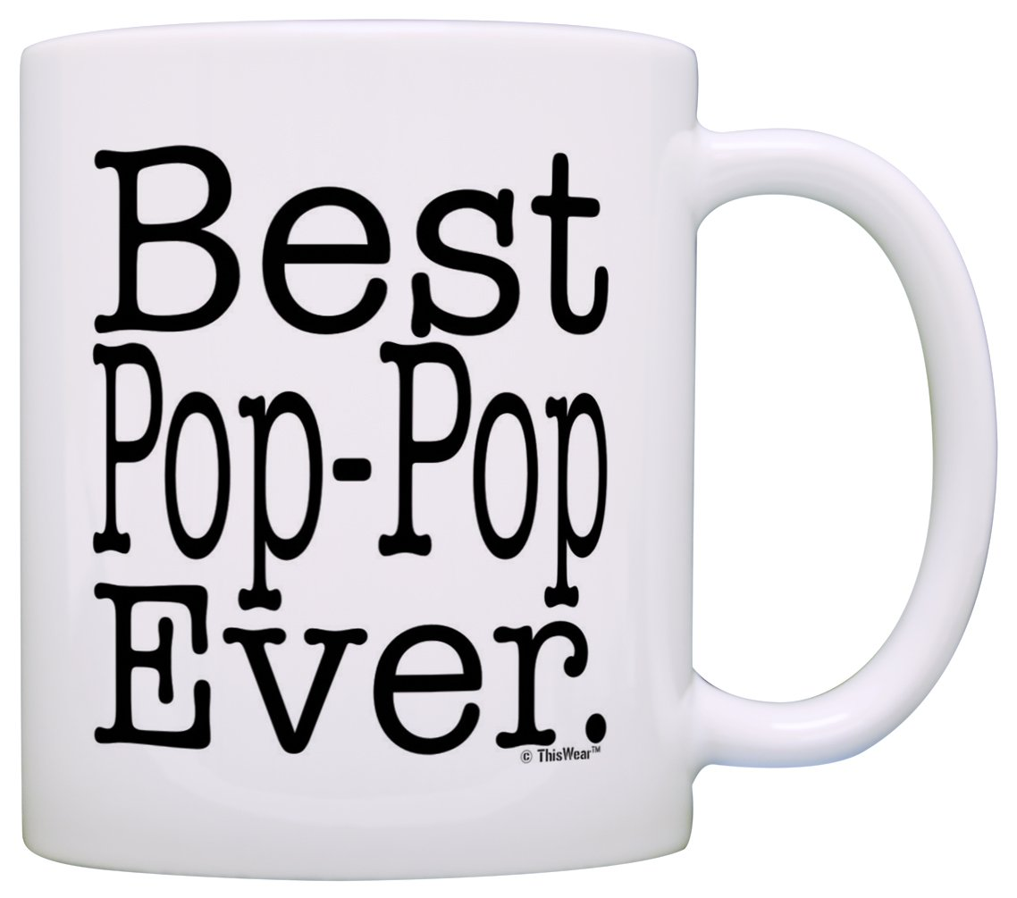 Amazon Father s Day Gift for Grandpa Best Pop Pop Ever Gift
