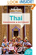 #2: Lonely Planet Thai Phrasebook & Dictionary