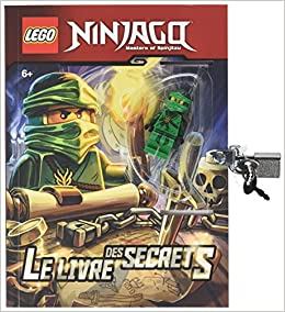 Livre Des Secrets Le Lego Ninjago Collectif