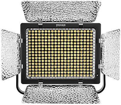 YONGNUO YN300 Aire Llenar Llight panel LED de Video II RGB 3200K-5600K Photo Studio
