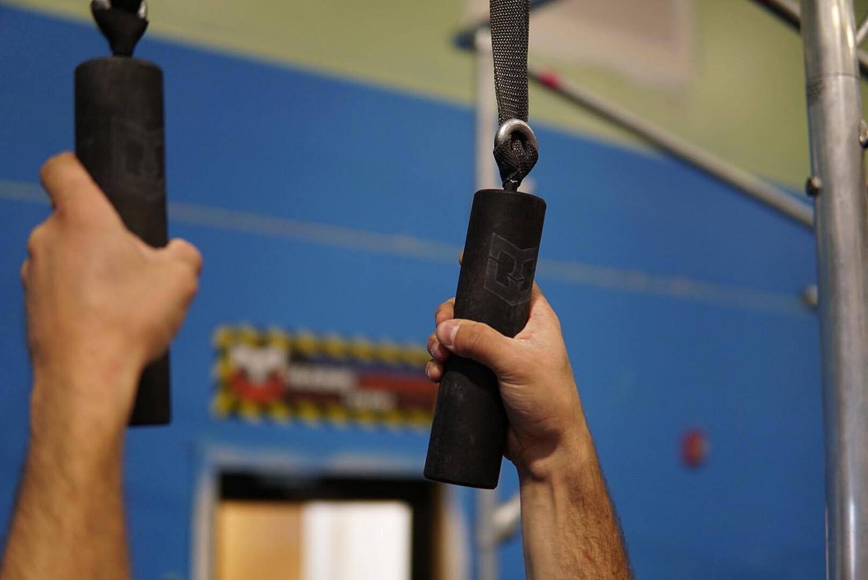 Warrior Life Grip Strength Training, 2 Pulgadas pistón ...