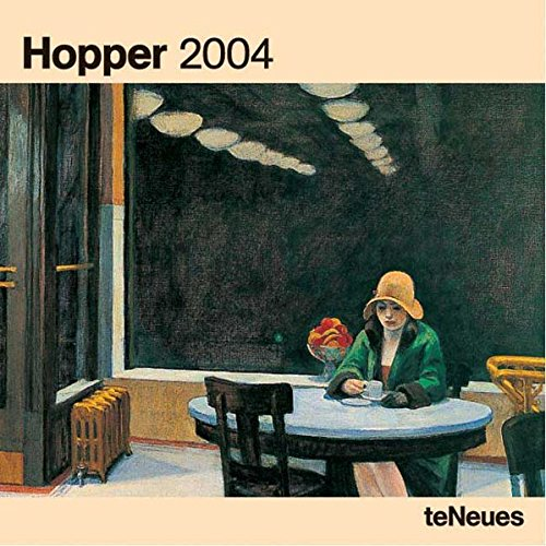 Hopper 2004 Calendar PDF ePub ebook